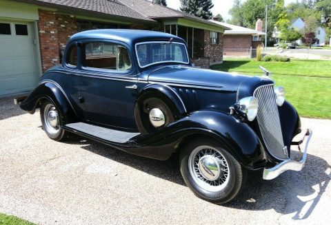 1934 Hudson Terraplane na prodej