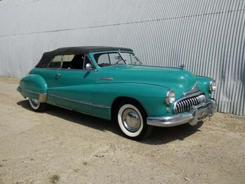 1947 Buick Super 56-C na prodej