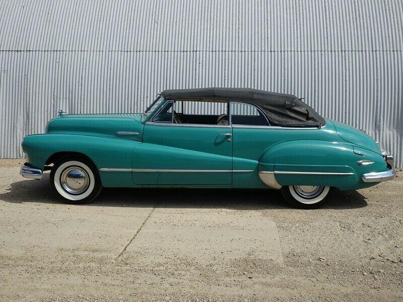 1947 Buick Super 56-C