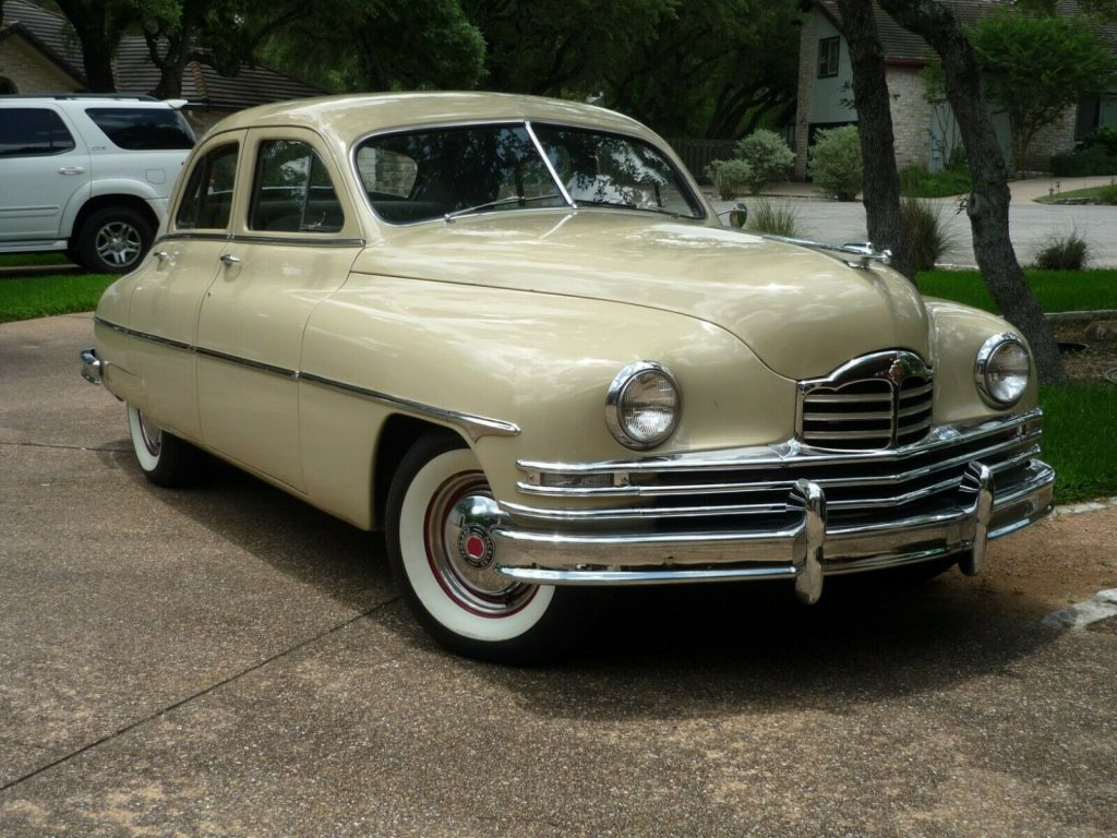 1949 Packard Standard Eight