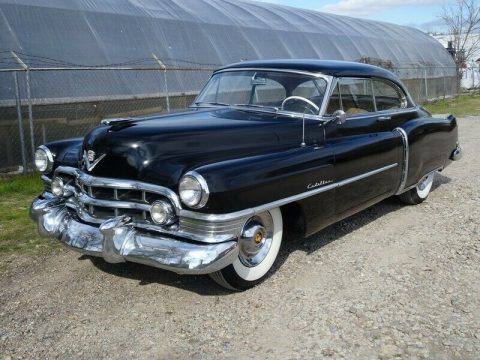 1950 Cadillac Series 61 Coupe na prodej