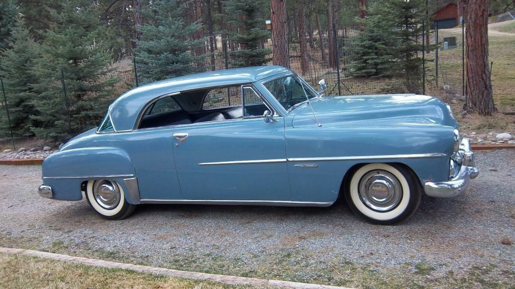 1952 Dodge Coronet
