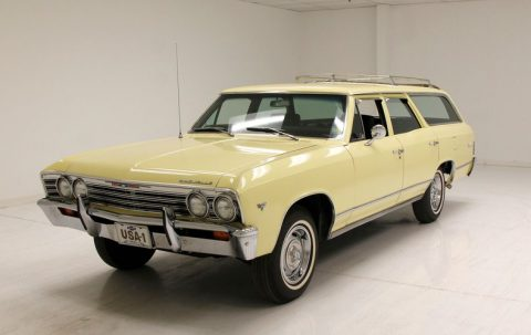 1967 Chevrolet Chevelle Malibu na prodej