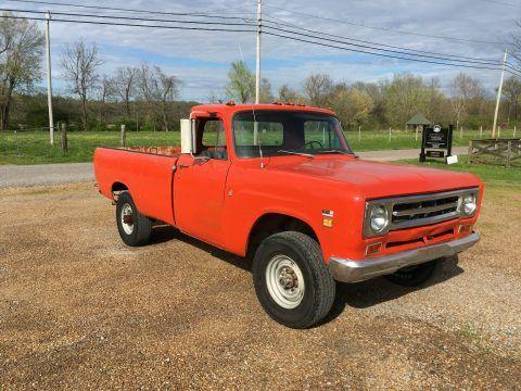 1971 International Harvester 1210 na prodej
