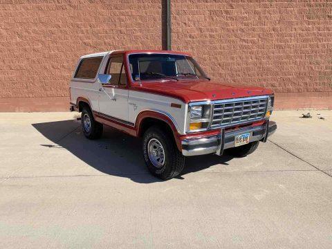 1981 Ford Bronco na prodej