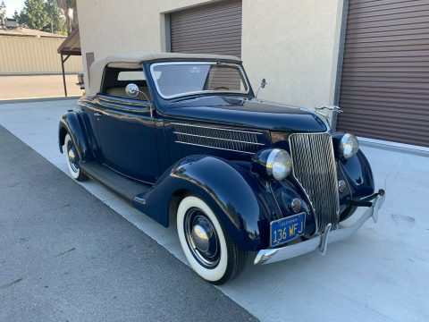 1936 Ford Deluxe na prodej