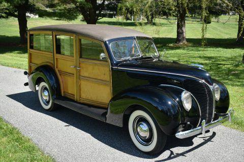 1938 Ford Woody Wagoon na prodej