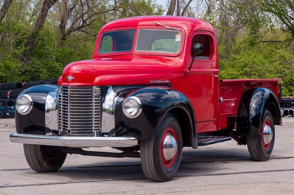 1942 International Harvester KB3