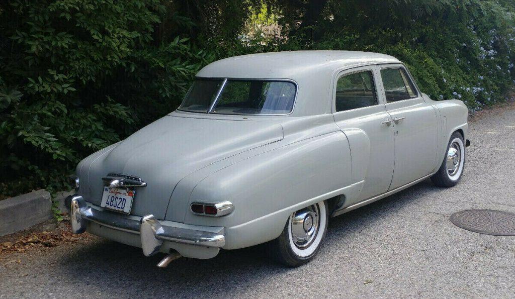 1948 Studebaker Champion Deluxe