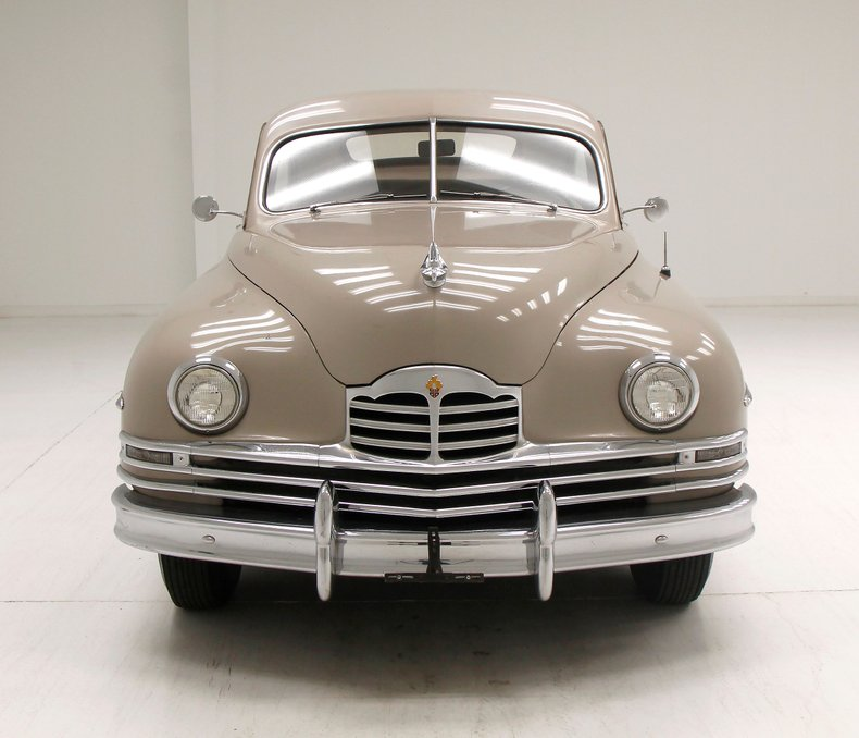 1949 Packard Club Sedan