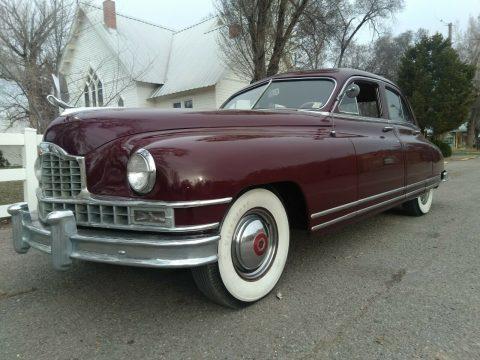 1949 Packard Custom Eight na prodej