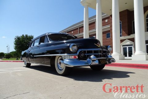1952 Cadillac Fleetwood Series 75 Imperial Limousine na prodej