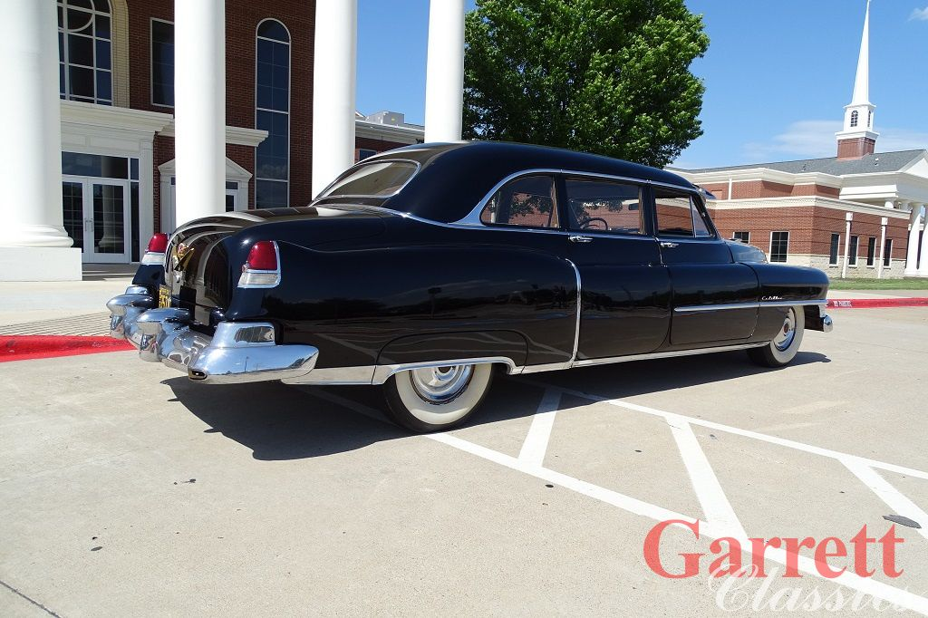 1952 Cadillac Fleetwood Series 75 Imperial Limousine