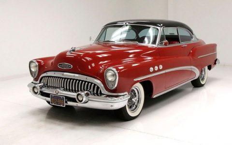 1953 Buick Super Riviera na prodej