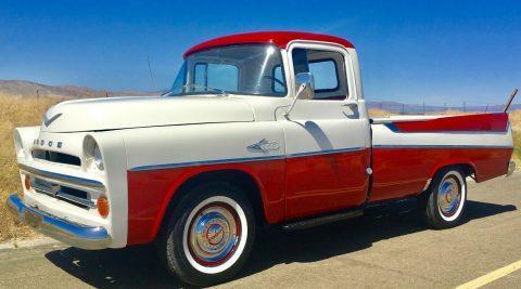 1957 Dodge Swetpside na prodej