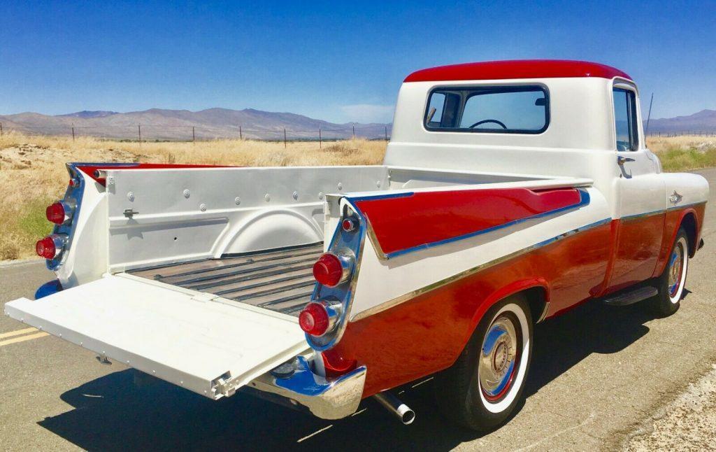 1957 Dodge Swetpside