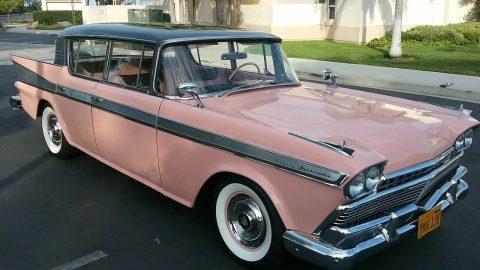 1958 AMC Rambler Ambassador na prodej
