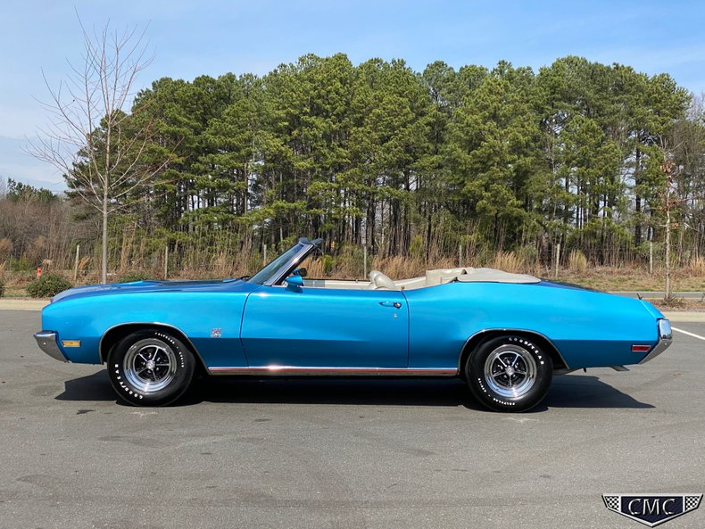 1971 Buick GS Convertible