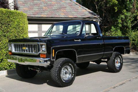 1973 Chevrolet K10 na prodej
