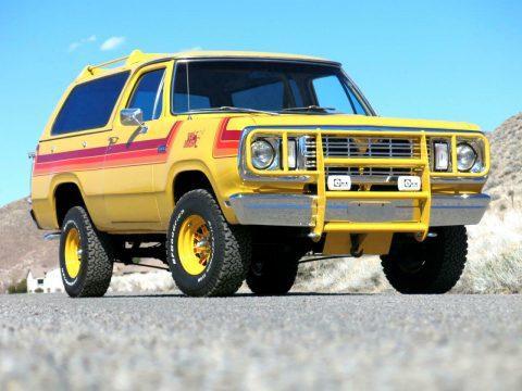 1977 Plymouth Trailduster na prodej