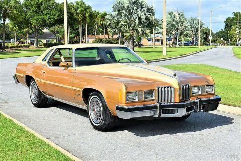 1977 Pontiac Grand Prix na prodej