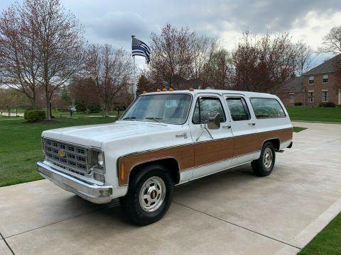 1978 Chevrolet Suburban na prodej