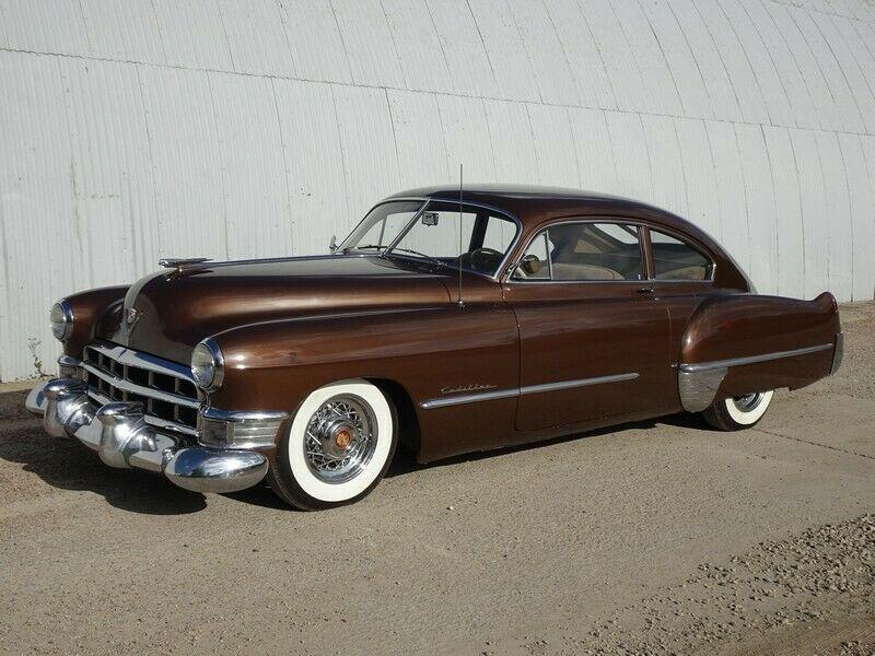 1949 Cadillac Sedanette