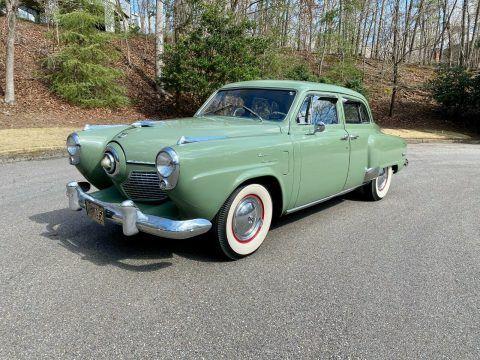 1951 Studebaker Commander na prodej