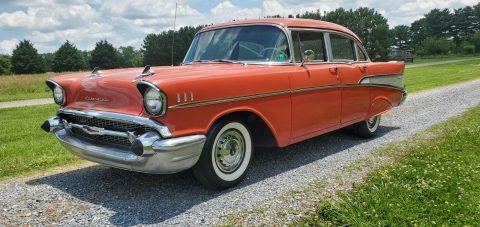 1957 Chevrolet 210 Sedan na prodej