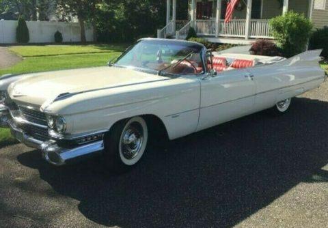 1959 Cadillac Series 62 Convertible na prodej