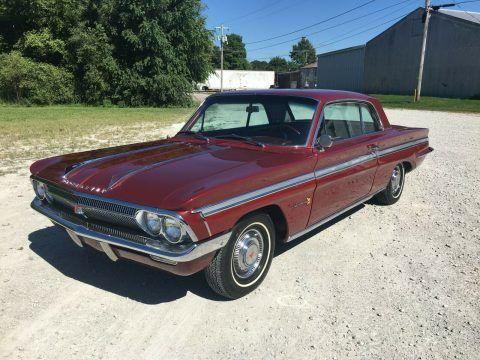 1962 Oldsmobile Jetfire na prodej