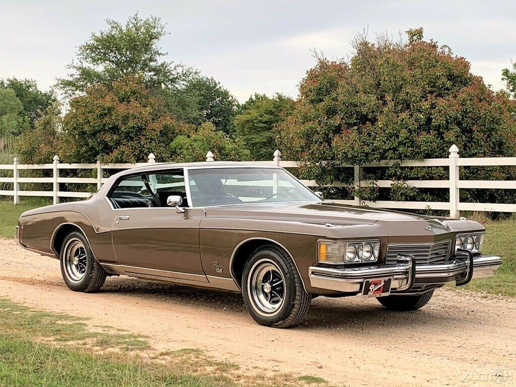 1973 Buick Riviera GS