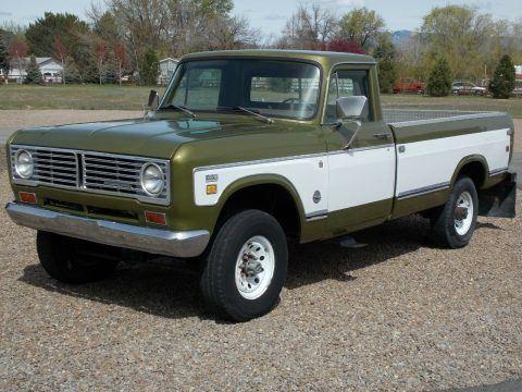 1973 International Harvester 1210 na prodej