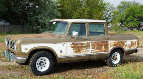 1973 International Harvester Wagonmaster na prodej