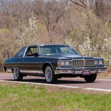 1979 Pontiac Bonneville na prodej