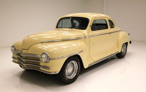1946 Plymouth Coupe na prodej