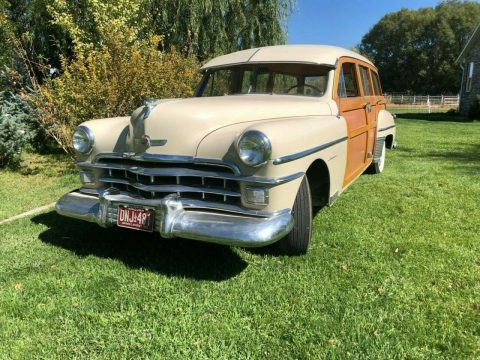 1950 Chrysler Town & Country na prodej