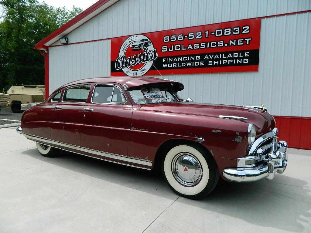 1951 Hudson Super Six na prodej