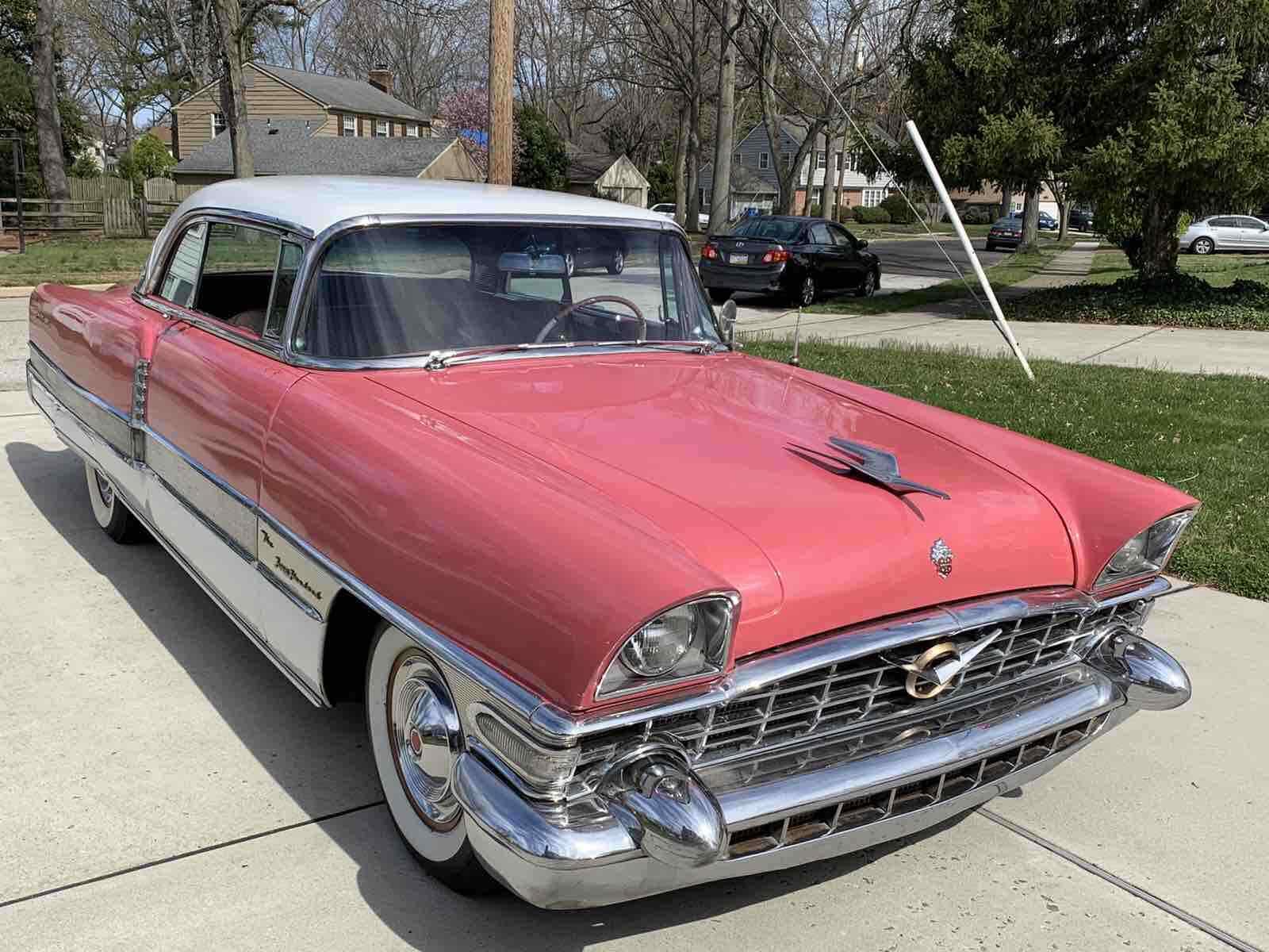 1956 Packard 400 na prodej