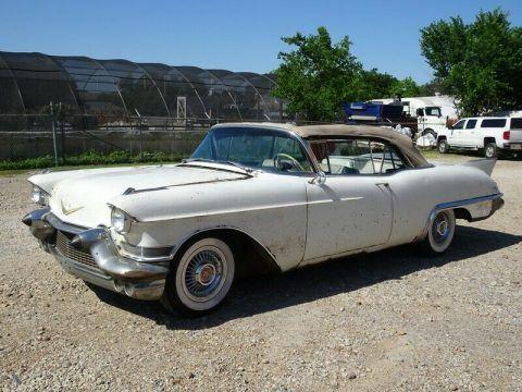 1957 Cadillac Eldorado Biarritz Convertible na prodej