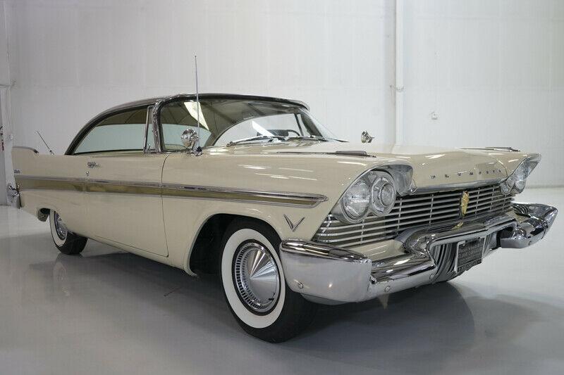 1957 Plymouth Belvedere na prodej