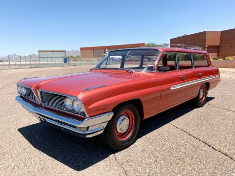 1961 Pontiac Catalina Safari na prodej