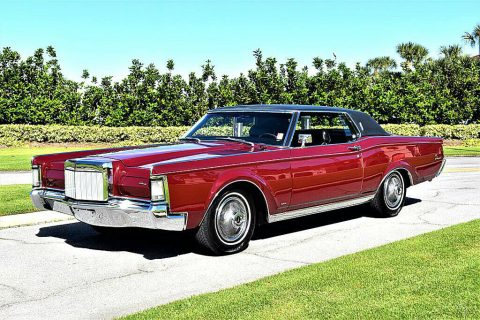 1969 Lincoln Continental na prodej