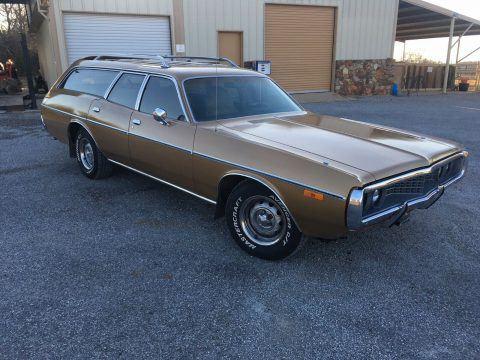 1972 Dodge Coronet Crestwood na prodej