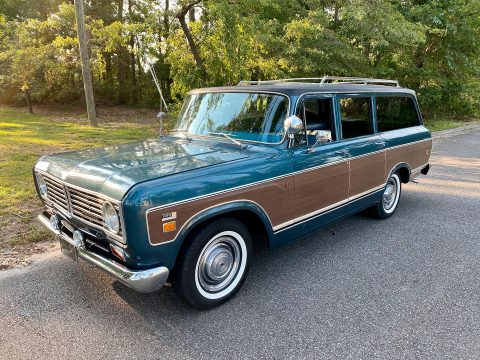 1973 International Harvester Travelall na prodej