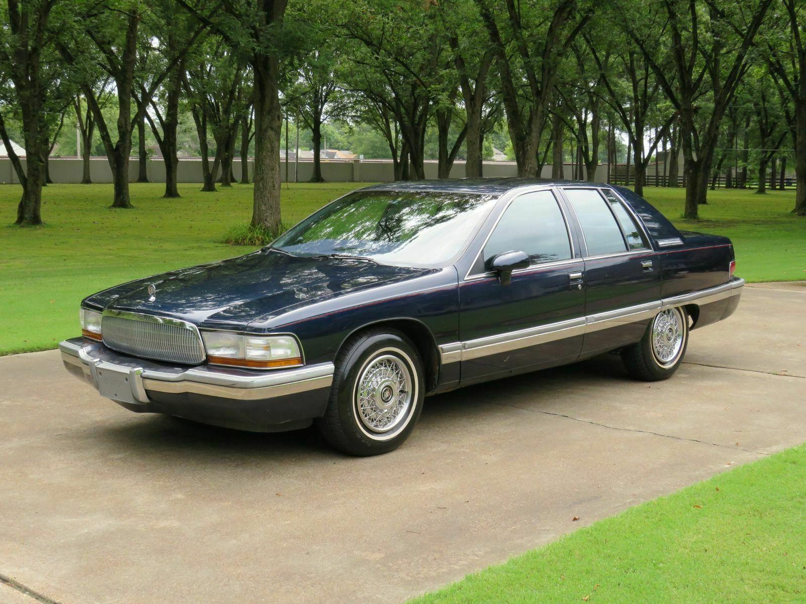 1992 Buick Roadmaster na prodej