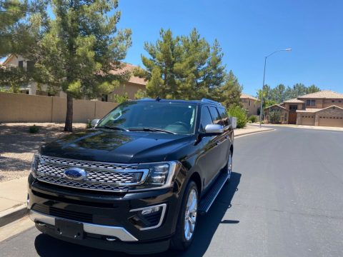 2018 Ford Expedition na prodej