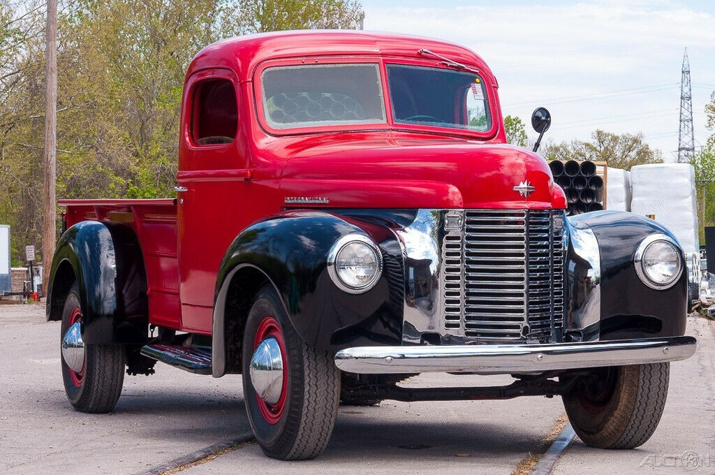 1941 International Harvester KB3