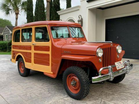 1950 Jeep Willys na prodej