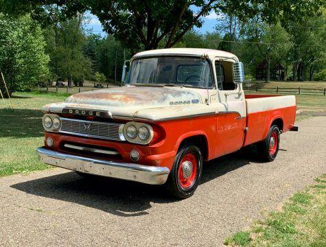 1960 Dodge D100 na prodej